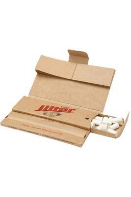 Jilter smoke-kit - Jilter, Filtertips und Papers - 3 x 32 Stück