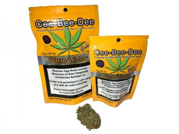 Cee-Bee-Dee - White Widow CBD