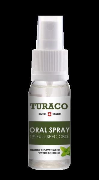 Turaco CBD Mundspray Spearmint 10ml